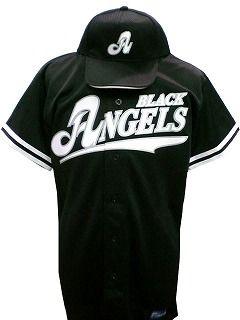 BLACK ANGELS 様:野球ユニフォーム オーダー お客様の写真と声