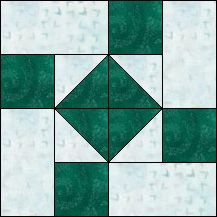 Block of Day for November 16, 2016 - Homespun-strip piecing-The pattern may be downloaded until: Wednesday, November 30, 2016.