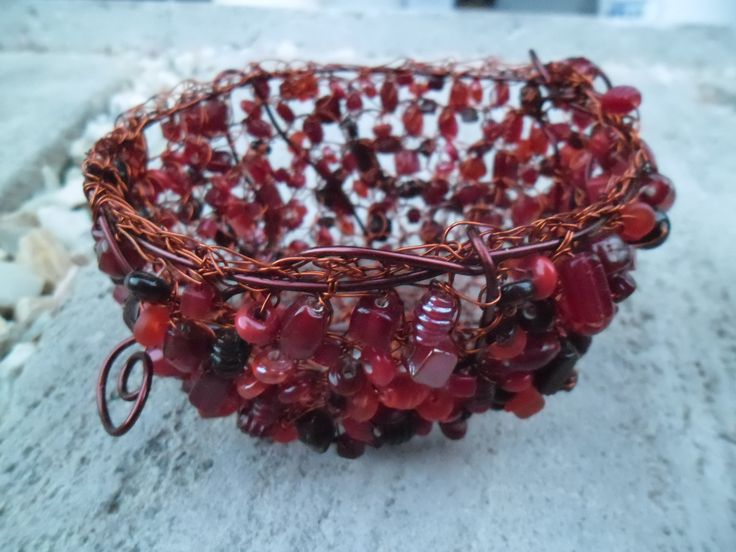 2015 - dabbling with wire and beads