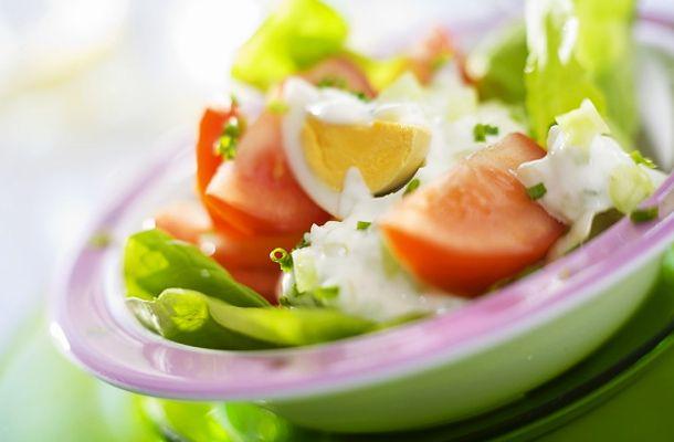 Zsírolvasztó saláta, ha ma kezded a nagy éves fogyókúrát   femina.hu