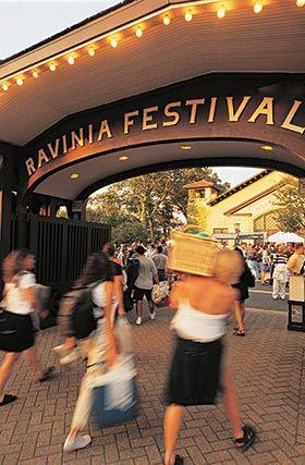 Best summer venue.  Ravinia