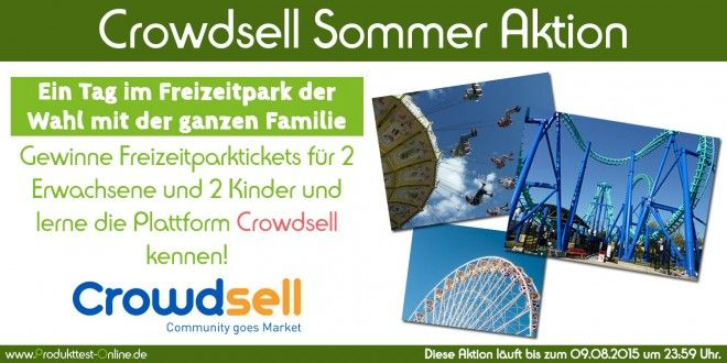 Crowdsell Sommer-Aktion