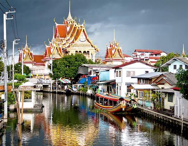 Bangkok -The Thai capital