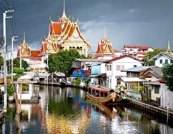 Bangkok -The Thai capital