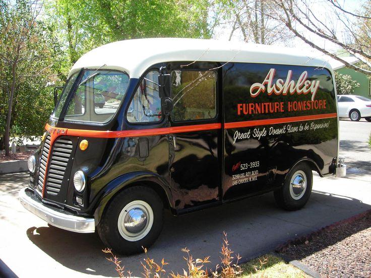 1952 IH Metro Van Vehicle Goodies Pinterest Vehicles