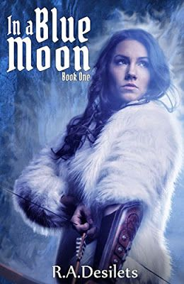 CBY'S Saturday Current Reads - Into a Blue Moon by R.A. Desilets