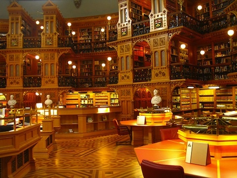 Library of Parliament, Canada