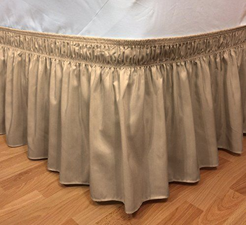 """Product review for Elastic Ruffle Bed Skirt Easy Warp Around King/Queen Size, Bed Skirt Pins Included By CT Discount Store (king/queen, Gold).  -       Famous Words of Inspiration...""""It is perfectly monstrous the way people go about, nowadays, saying things against one behind one's back that are absolutely and entirely true.""""   Oscar Wilde — Click here for more from Oscar....  Continue reading at  https://www.bestseller"""