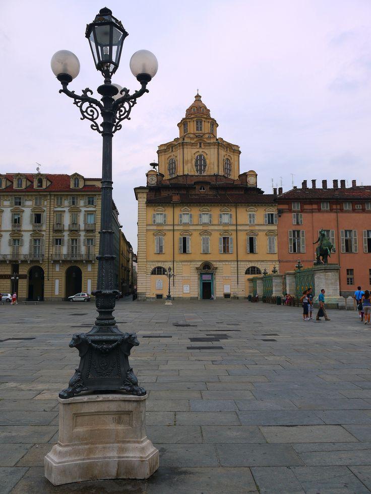 chiesa di san lorenzo - Turin/ Guarini