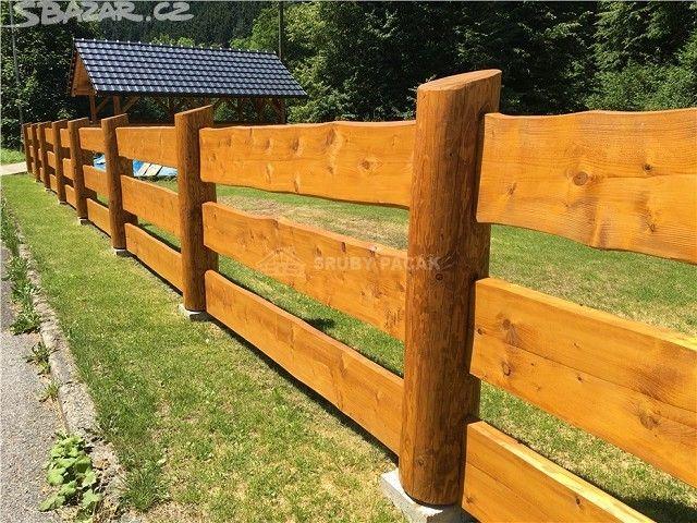 Dřevěné ploty - obrázek číslo 1