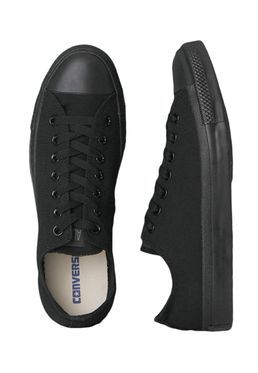 Converse - Chuck Taylor All Star Ox Black Monochrome - Girl Shoes