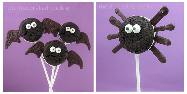 It's Written on the Wall: (Oreos) 18 different Halloween Treats-Spooky Good!