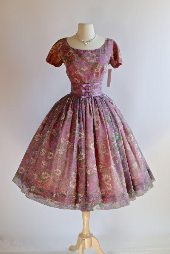25  best ideas about Vintage party dresses on Pinterest ...