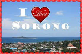 Sorong is the nearest town from the islands of Raja Ampat. after landing in the town of Sorong, either through the ship or aircraft to get to Raja Ampat