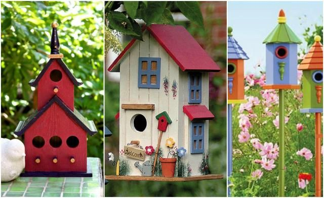 HOT TREND: Zjawiskowe domki dla ptaków. To jest modne w drugiej połowie roku!