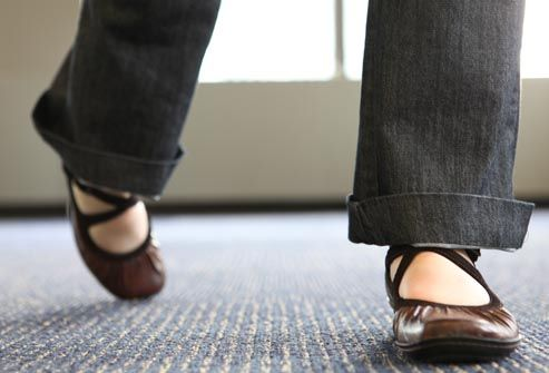 Foot Drop - a symptom of MS.  From 'Life with Multiple Sclerosis,' a blog by Trevis Gleason