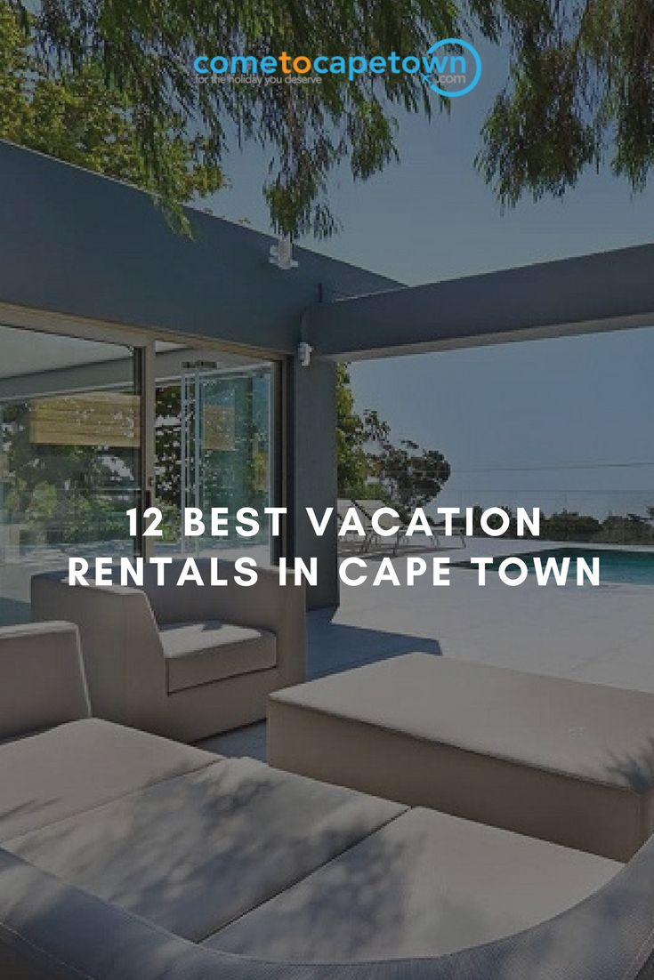 If you're looking for the perfect destination for your upcoming vacation, we've got just the thing for you… a selection of some of the very best vacation rentals in Cape Town.