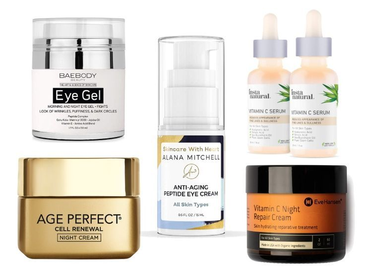 The Best Of Anti Aging Skincare 2019 In 2020 Anti Aging Skin Care Anti Aging Cream Drugstore Aging Skin Care