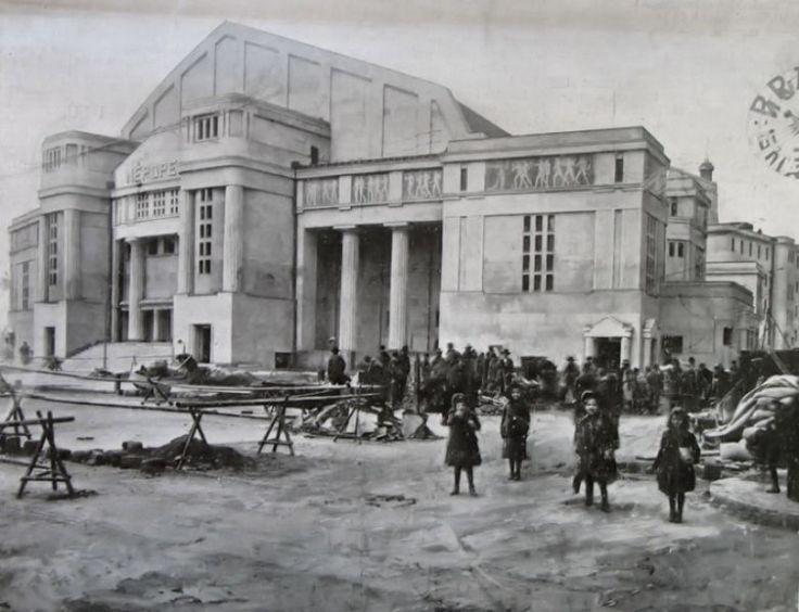 1912 Népopera, Erkel színház