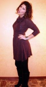 diy – cucire un vestito di lana – perchè la primavera non è mi troppa! | elena perletti - sewing a wool dress