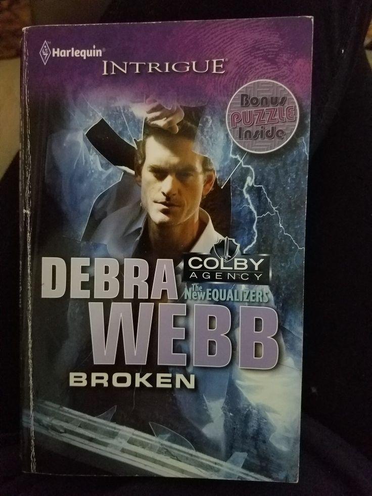 Harlequin Intrigue Debra Webb Broken