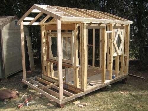 diy playhouse tutorial -