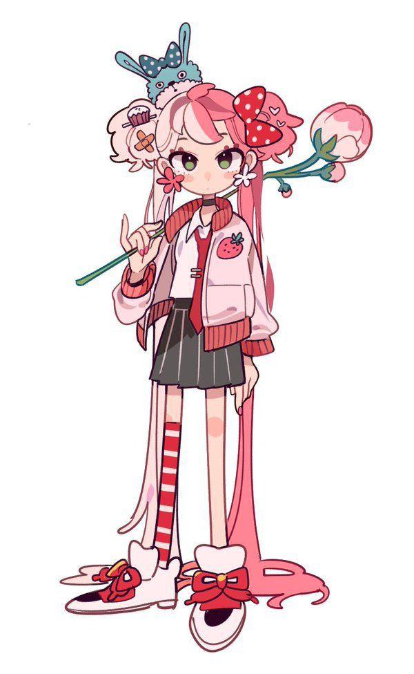 Anime Character Design Styles : Mejores ideas sobre dibujo anime en pinterest chica