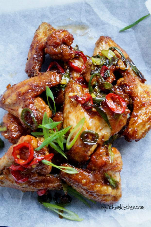 587 best african recipes images on pinterest african recipes my nigerian style chicken wings west african foodcaribbean recipeschicken forumfinder Gallery