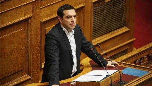 Ο κ. Τσίπρας επανελάβε ότι μέχρι στιγμής η ελληνική πλευρά έχει ανταποκριθεί στο ακέραιο σε όσα προβ... - naftemporiki.gr