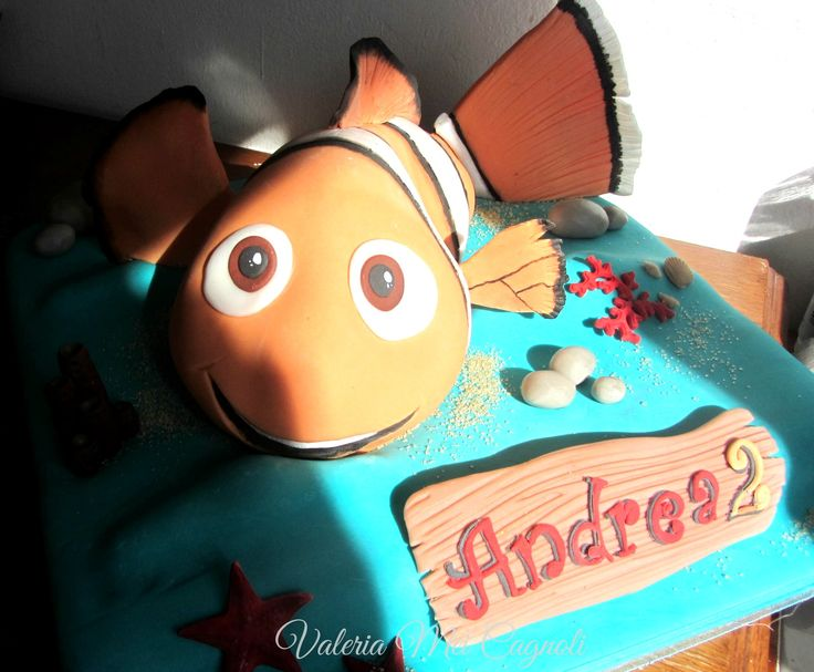 nemo cake template - 53 best cake design images on pinterest cake designs