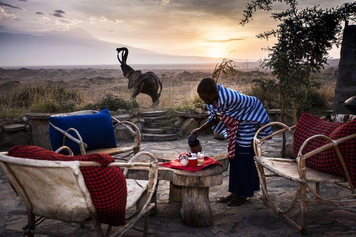 Africa Amini Maasai Lodge: Urlaub machen und dabei Gutes tun