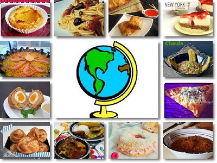 Recetas del mundo | Cocinar en casa es facilisimo.com