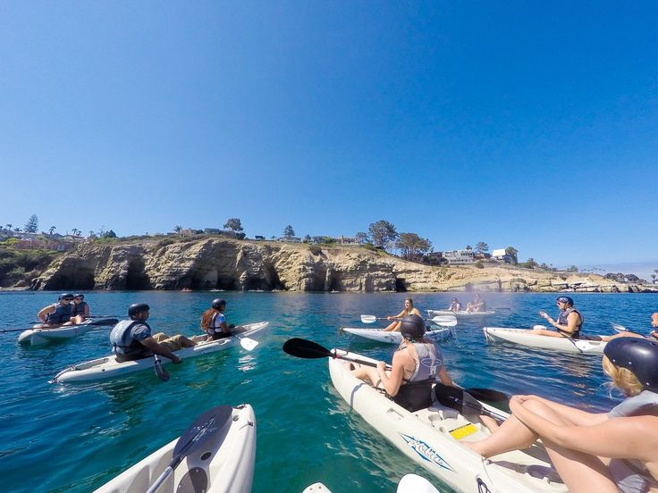 What It S Like To Kayak With Everyday California La