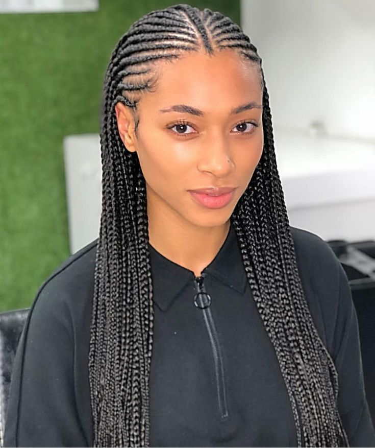 Fulani Braids Fulani Braided Hairstyles Girls