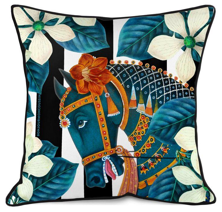 #newcollection #coussin #cushion #pillow #sac #trousse #accessoires #accessories #createurfrancais #designer #design #decoration #mode #homedecor #homedesign #boutique #shop #fificanarishop #var #cotedazur #draguignan 🐸🐴🌴☀️
