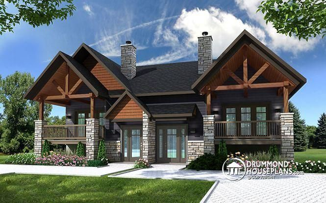 53 best images about builder house plans multi family for Aspen house plans
