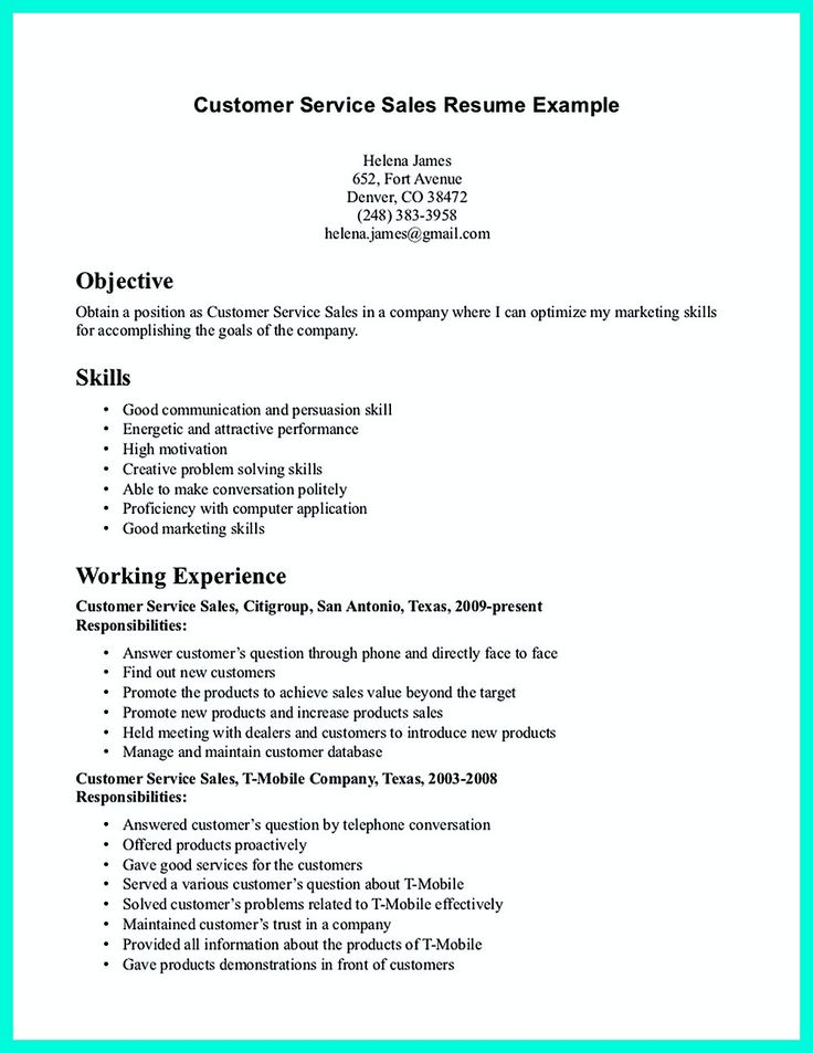 2695 best Resume Sample Template And Format images on Pinterest - waiter resumes