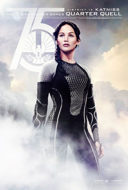 Katniss Everdeen {Hunger Games Catching Fire}