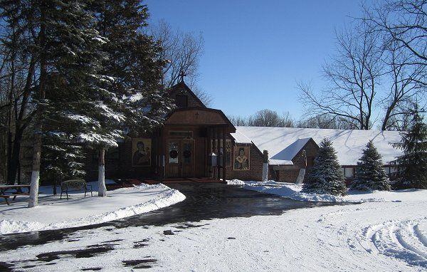 Mănăstirea Ortodoxă Română 'Înălţarea Domnului', Clinton, Michigan