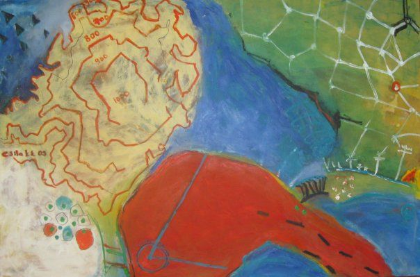 Bir Harita Serüveni - Esila Kocaoğlu