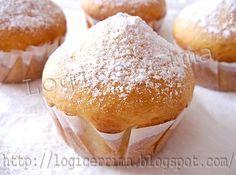 Muffin allo yogurt senza burro e senza olio