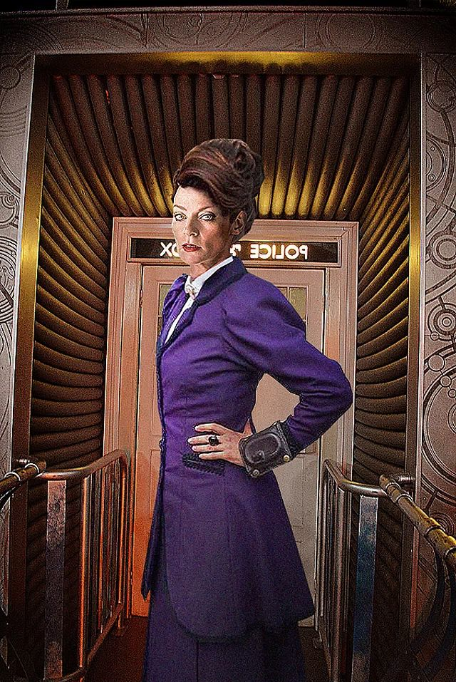 DOCTOR WHO SERIES 9 - Missy is the new Companion! | moviepilot.com<<< WAT