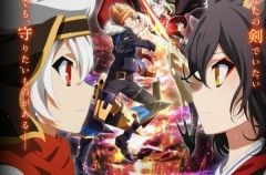 'Chaos Dragon' Gets Extended Anime Promo, Premiere Date | The Fandom Post