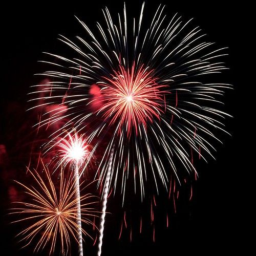 These Inconvenient Fireworks Playlist
