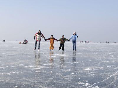 Wintergenuss rund um den See