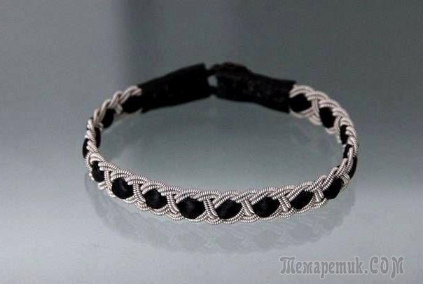 В последнее время снова возвратилась мода украшать руки разнообразными браслетами. Конечно, женщинам нравятся ювелирные браслеты и бижутерия, но очень многим по душе самодельные украшения, выполненные...