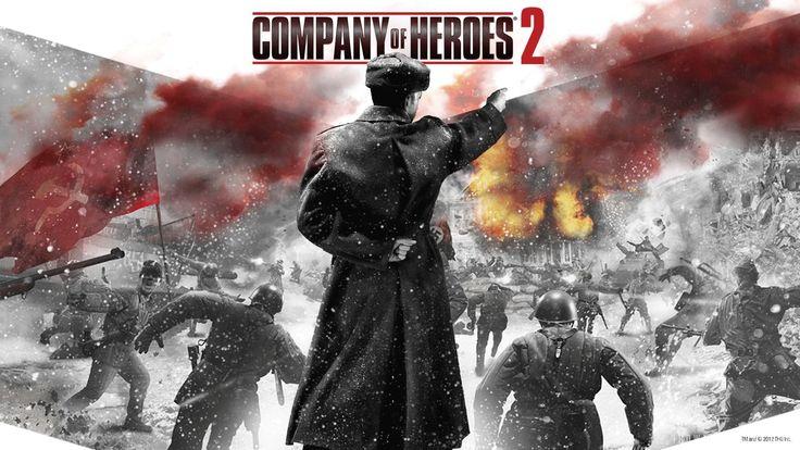 Company of Heroes 2 Telecharger Gratuit Jeux PC