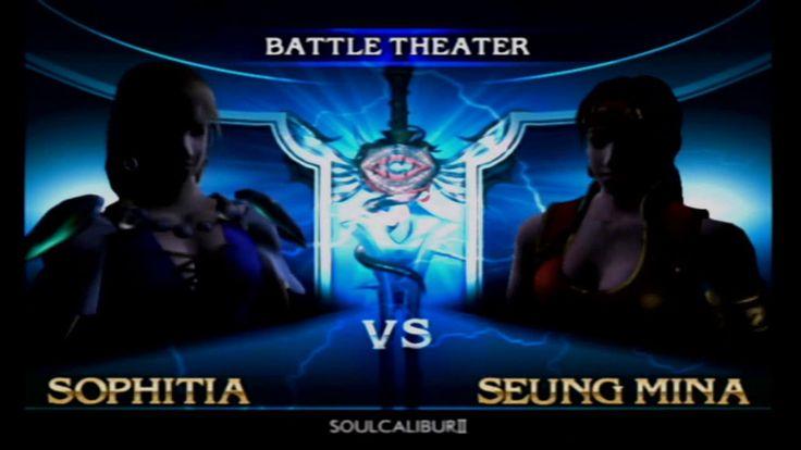 Soul Calibur II Tournament - Round 1
