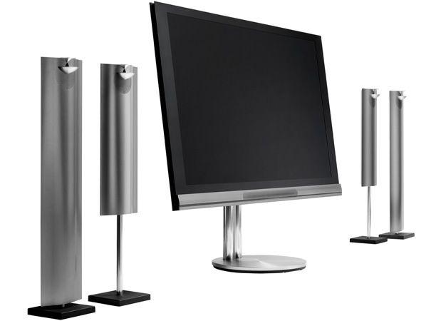Added to my wish list: Bang & Olufsen's BeoVision 12-65 TVs w/7.1-channel sound module