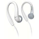 Nike SHJ025 Flexible Earhook Headphone (White) (Electronics)By Philips